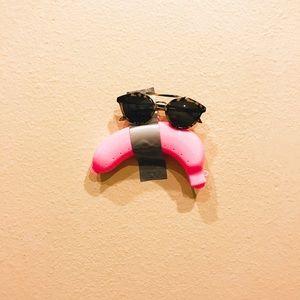 FREE Banana case👻 Retro Sunglasses Best Gift♥️